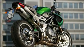 Benelli Tornado Naked Tre 1130 Sport Green Color